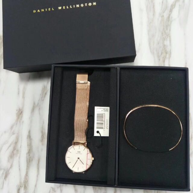 New collection Daniel Wellington Watches & Cuff limited stock