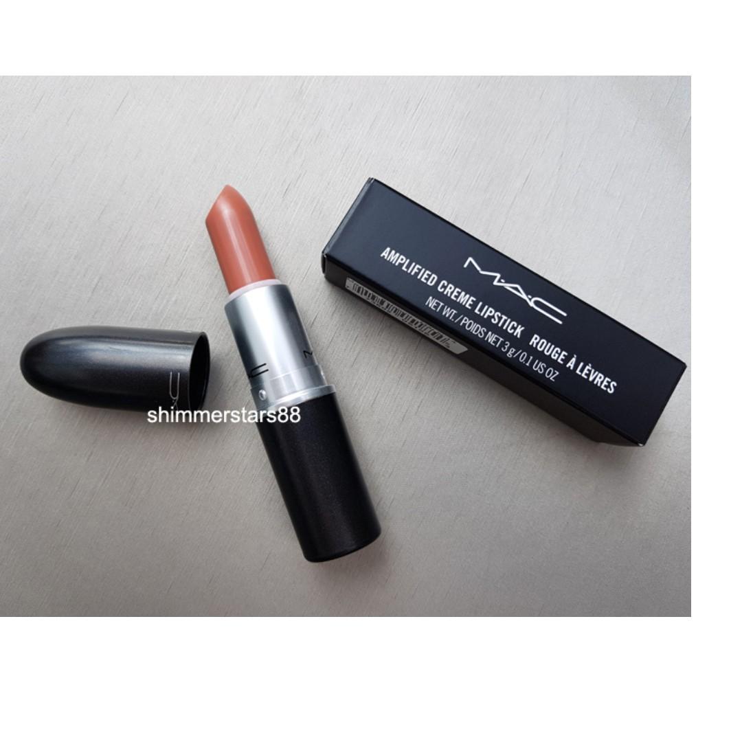 New MAC MEHR Matte Lipstick