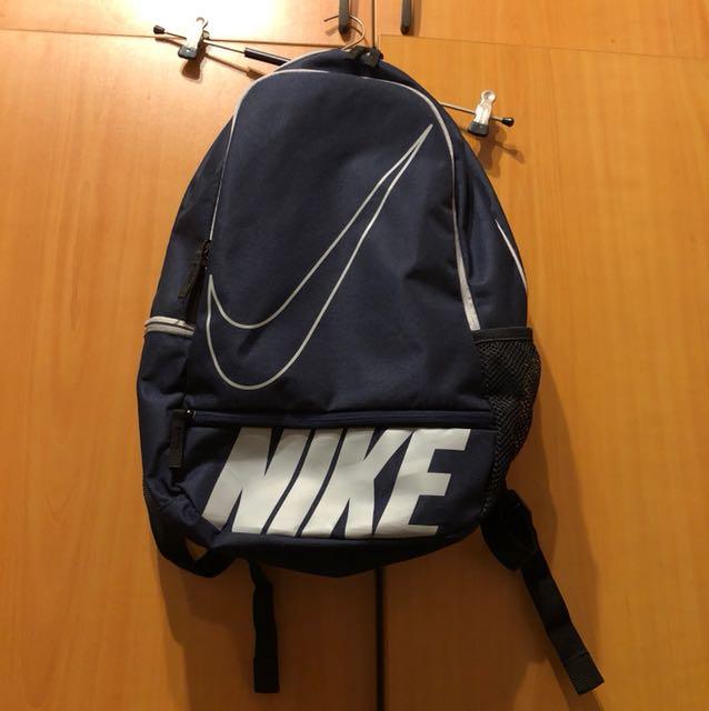 德國買的nike深藍色背包