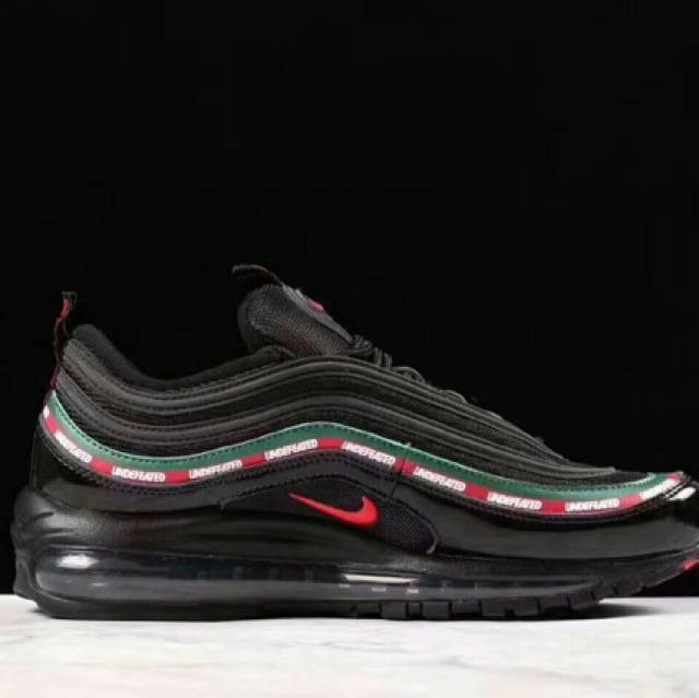 4ea835aec216 Nike Air max 97 x Undefeated