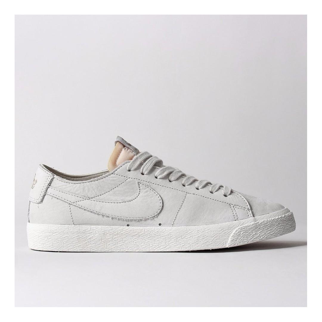 df3ce5fd4c76 ... good nike sb zoom blazer low deconstructed shoes light bone light bone  khaki mens fashion footwear
