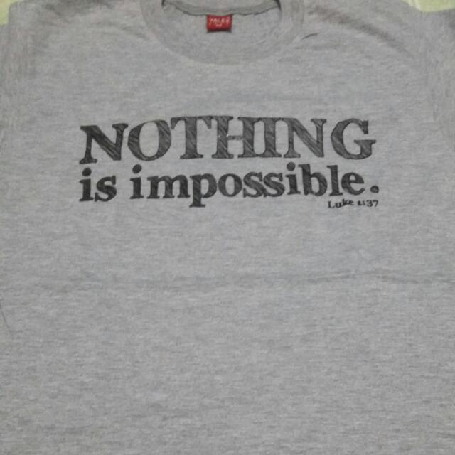 Nothing Shirt