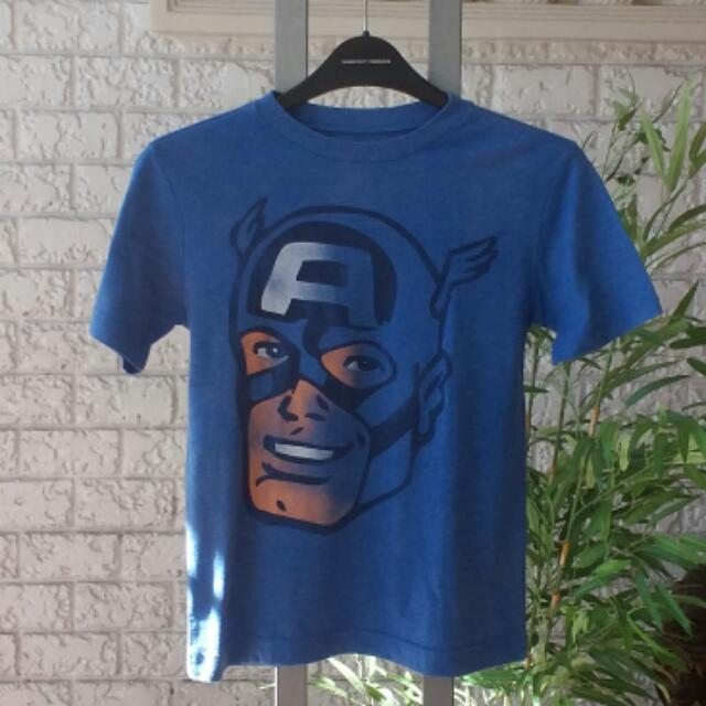 Old Navy Collectabilitees Captain America For Kids Small