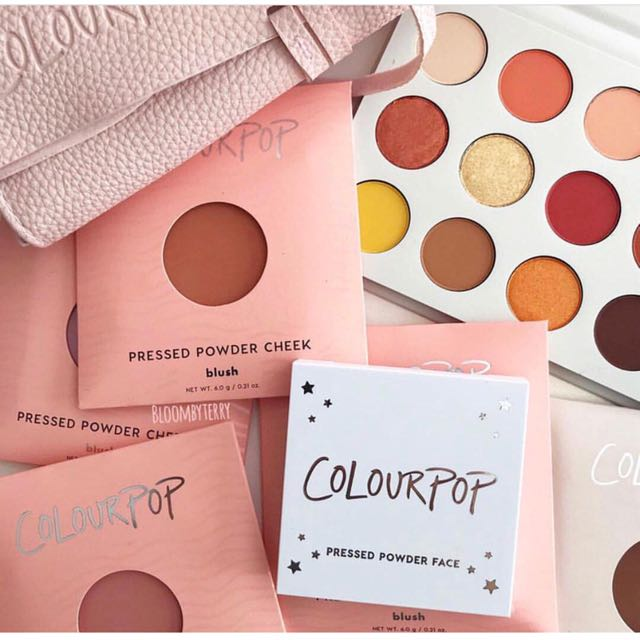 OPEN COLOURPOP PO