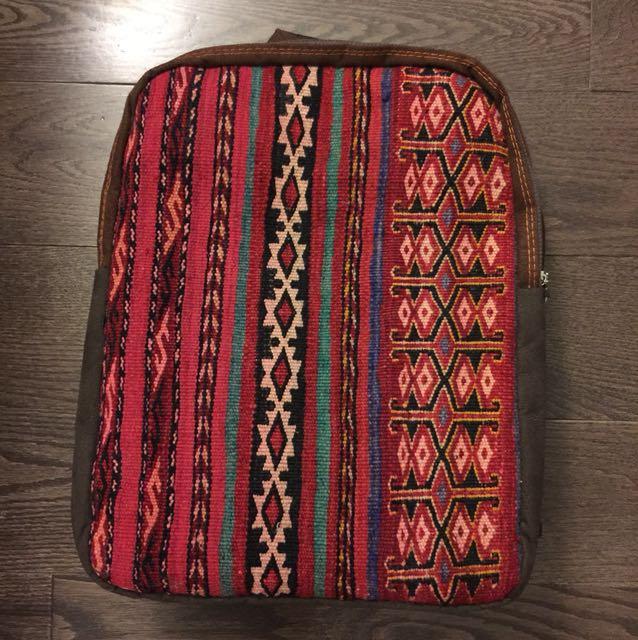 Oriental backpack