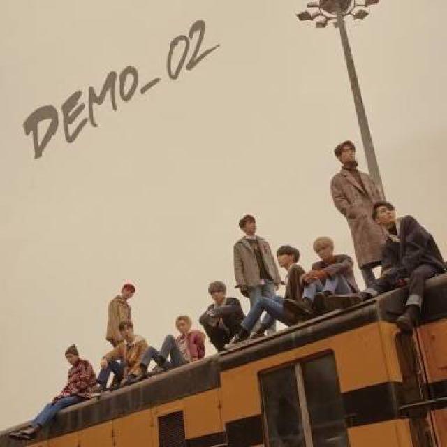 Pentagon Demo 02 Album