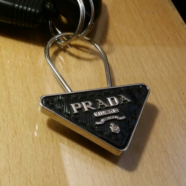 Prada鑰匙圈