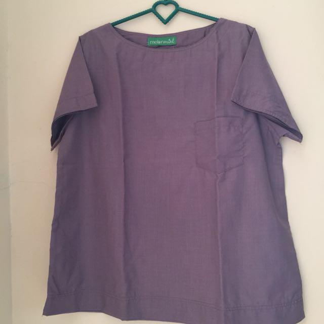 [PRELOVED] Blouse Lavender