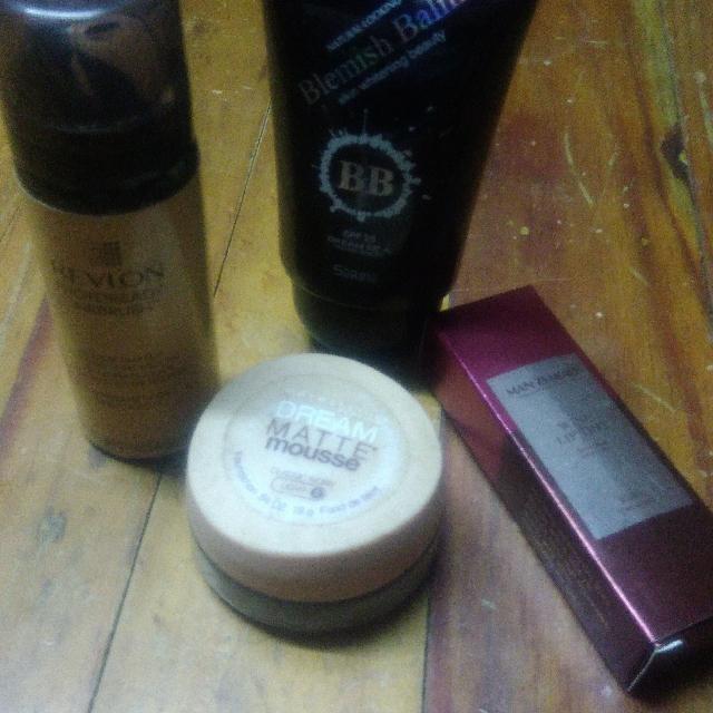 Preloved Makeups