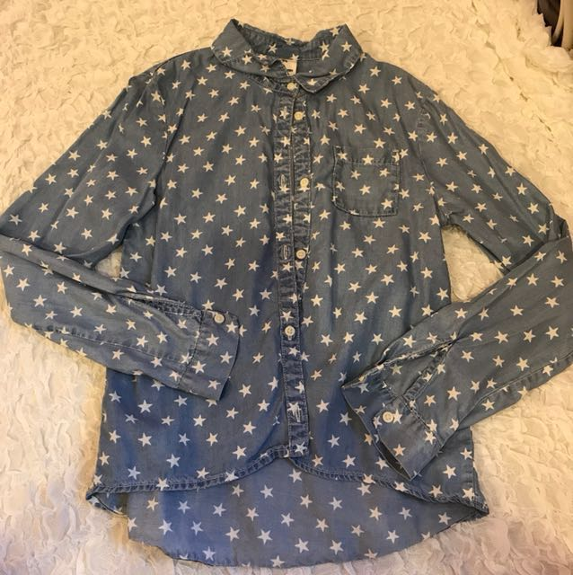 Preowned H&M Girls Shirt