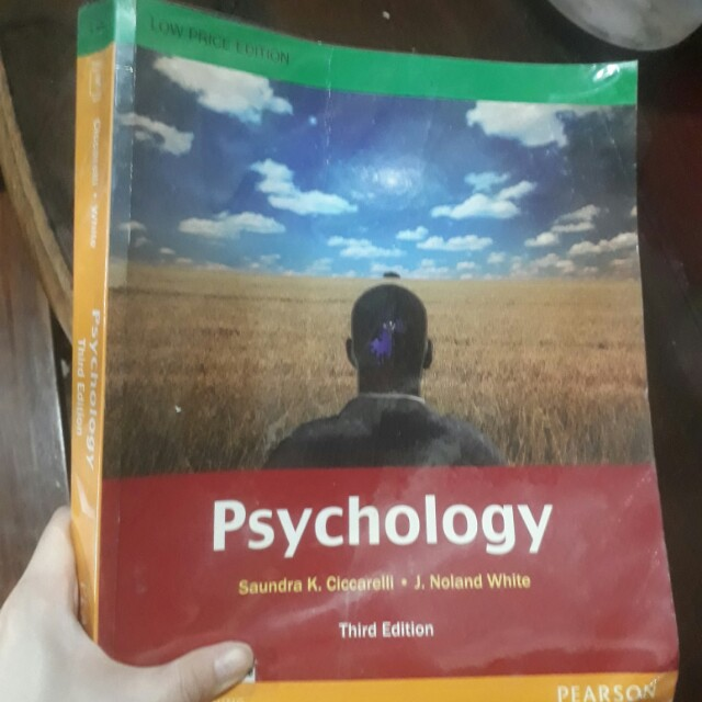 Psychology by Ciccarelli and White