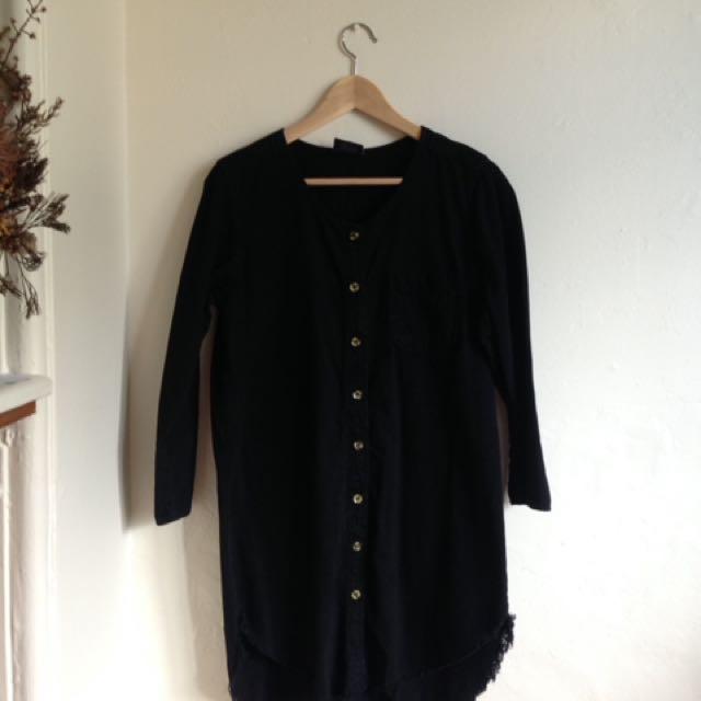 Reclaimed Vintage Denim Dress