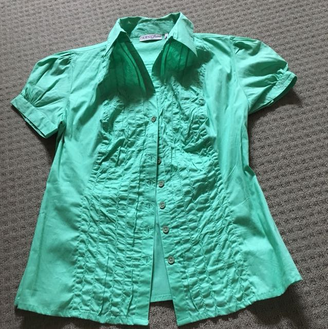 Reduced Ladies Guess Shirt