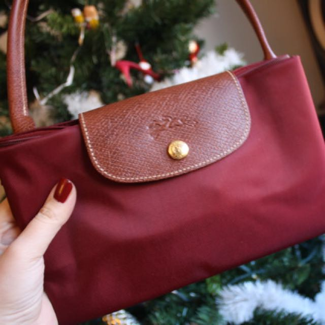 (reduced) Longchamp Le Pliage tote in large