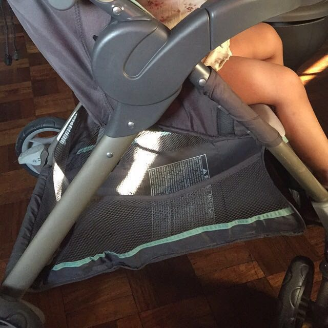 REPRICED Graco fast action fold stroller
