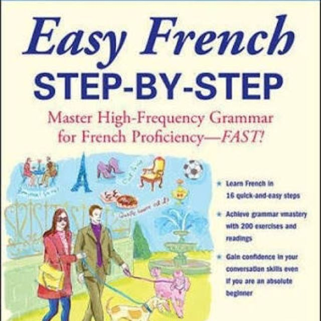REPRICEDEasy French Step by step