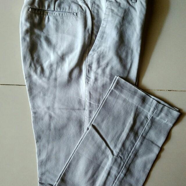 Ricciman celana slim fit