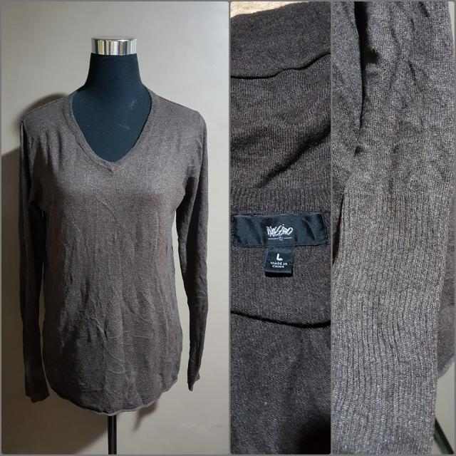 REPRICED! Mossimo Knitted Top