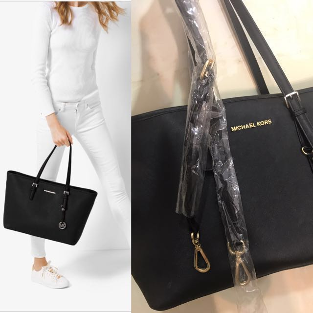 Sale💯Auth Michael Kors Leather Tote Bag (Valued 17k)