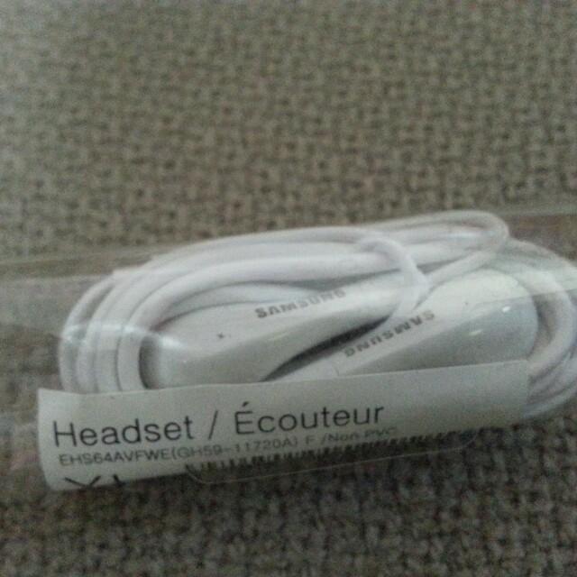 Samsung headset 3