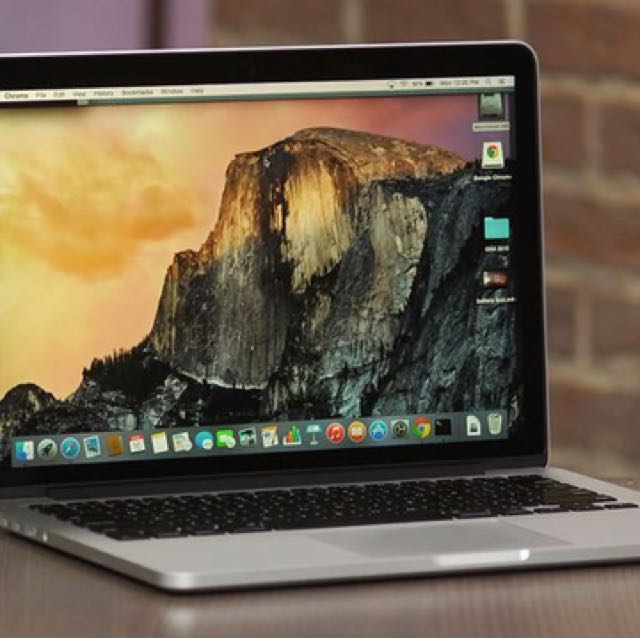 """Selling MacBook Pro 13.3"""" with spoilt Retina display mid-2014"""