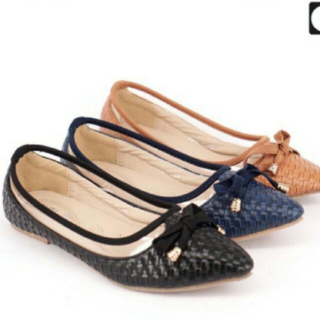 Sepatu Plat Import