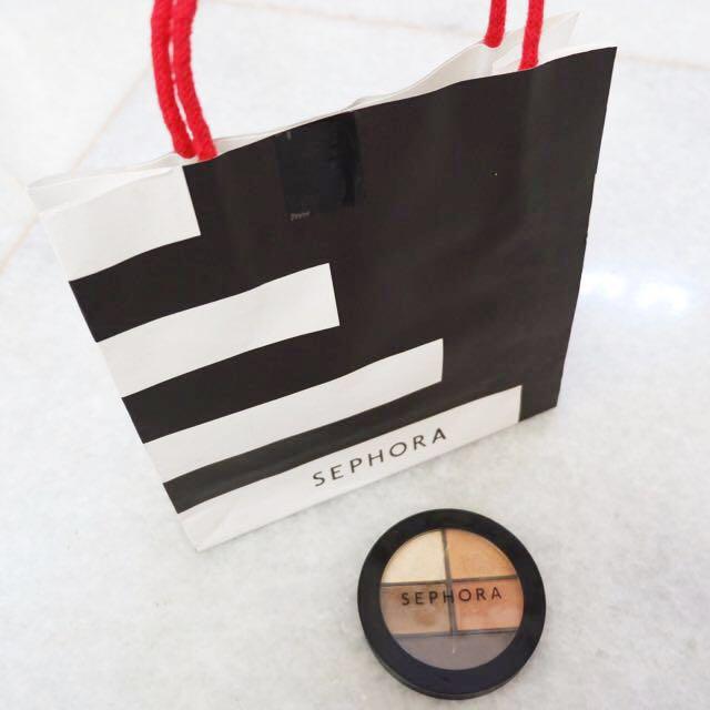 Sephora Eyeshadow Brown Smokey