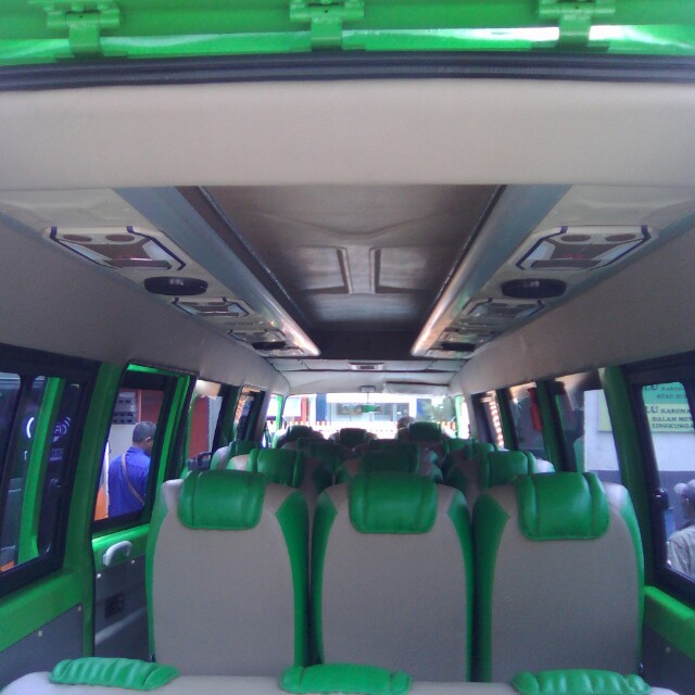 Sewa Elf Long Executive Class New Jet Bus Services Others
