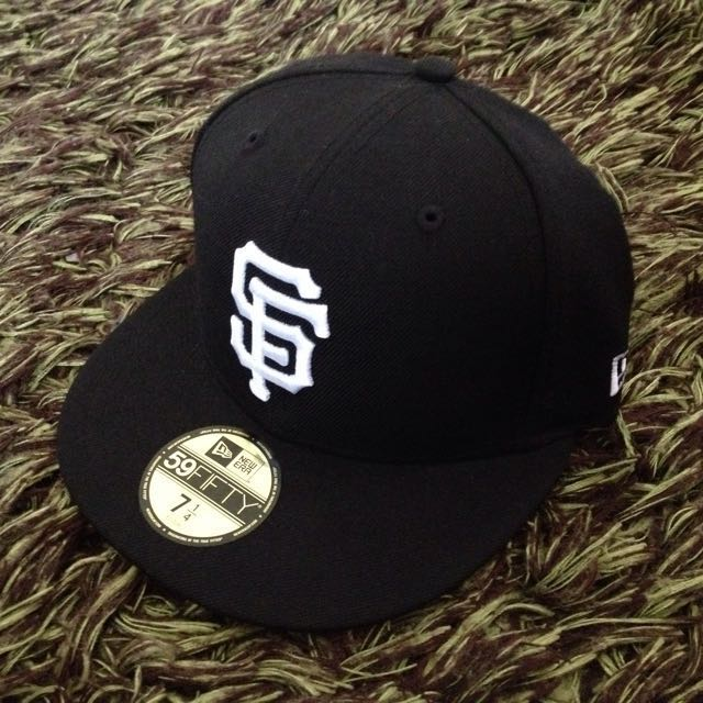 SF San fransisco by New Era Cap Authentic