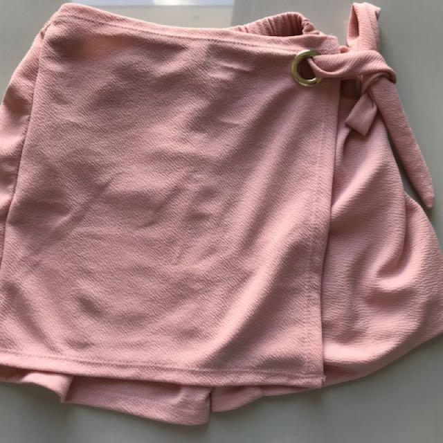 Skort (pink)