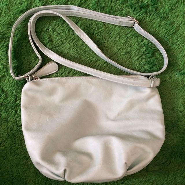 Sling Bag Cotton On Mint