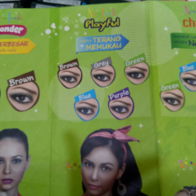 Softlens new look