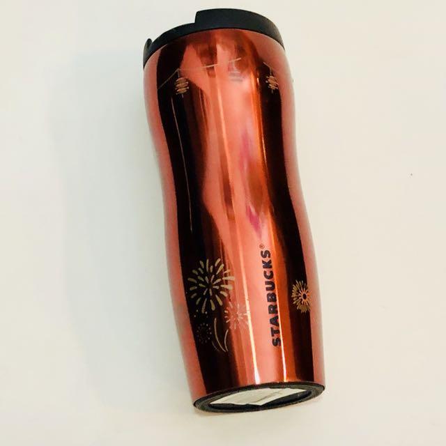 Starbucks stainless tumbler 12 oz