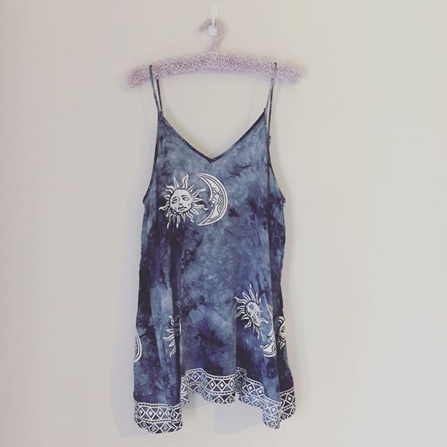 Sun & Moon Festival Dress 🌞 🌙