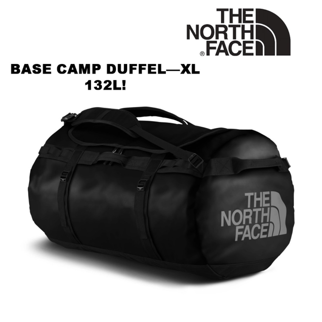 4afa54c3de2 The North Face Base Camp Duffel - XL