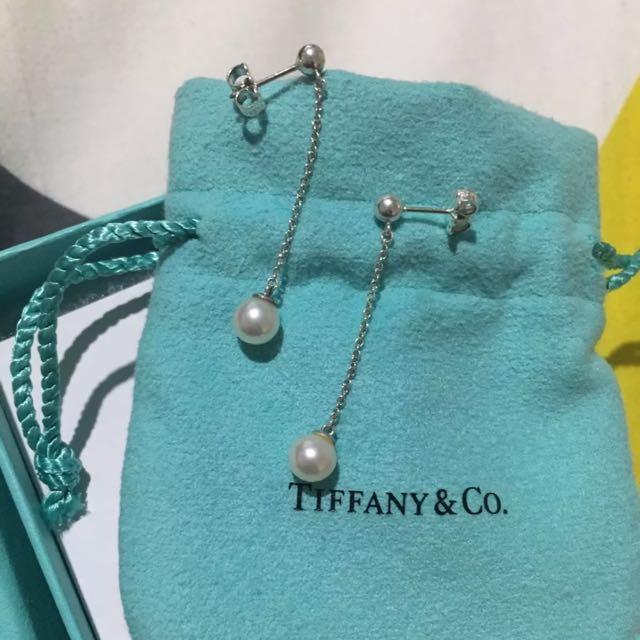 Tiffany & Co ZIEGFELD COLLECTION DROP EARRINGS
