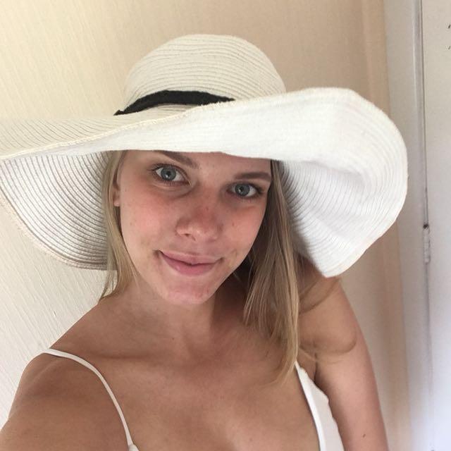 Tigerlily floppy sun hat
