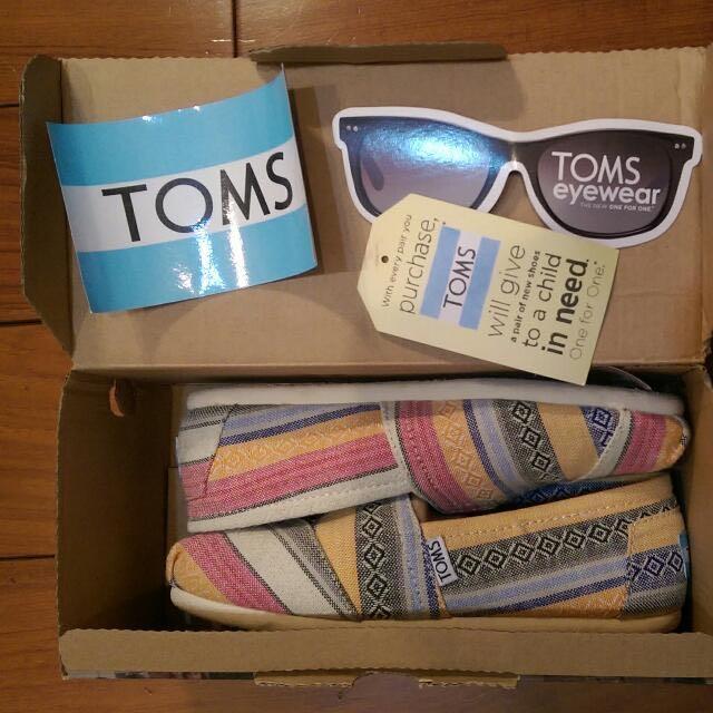 (正品)TOMS鞋