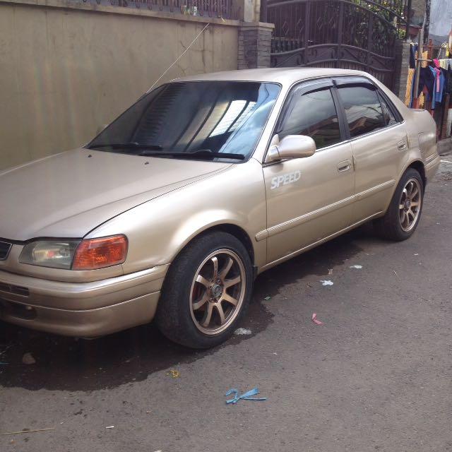 Toyota corolla seg 1996