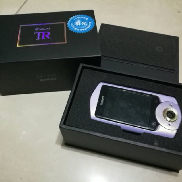 Tr60 紫(8成新)