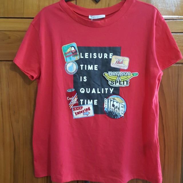T-Shirt Zara Ori
