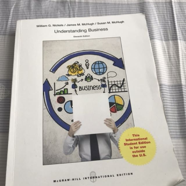 Understanding Business Book