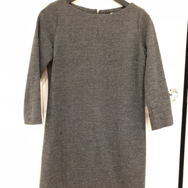 Uniqlo Shift Dress