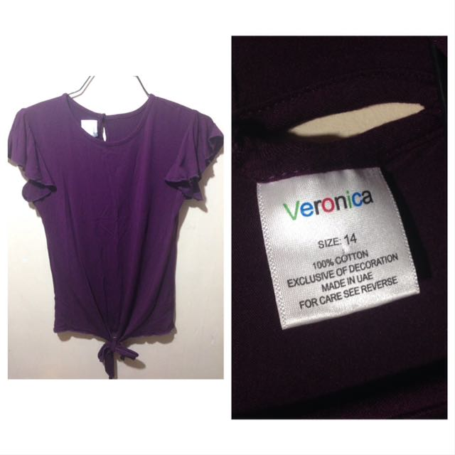 Veronica blouse from Dubai