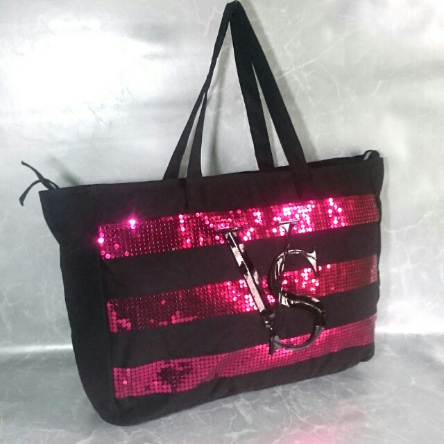 Victoria's secret tote bag limited edition