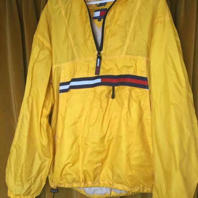 Vintage Tommy Hilfiger Raincoat size XL