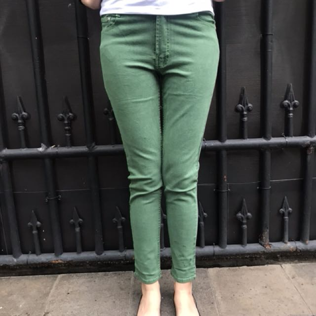 Vivery Jeans Green