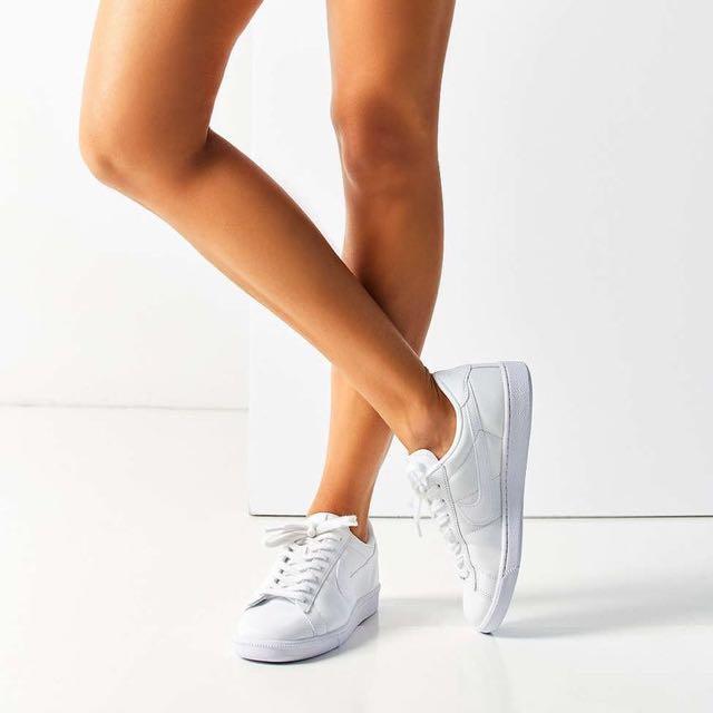 White Nikes Tennis Classic