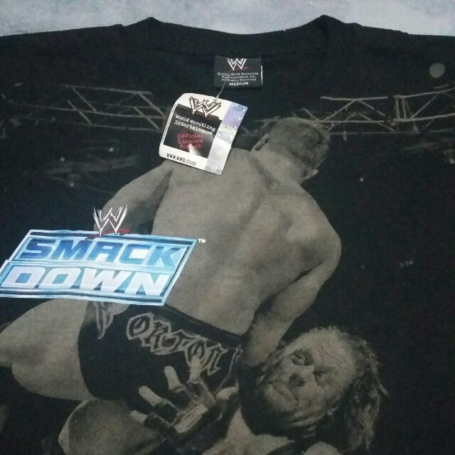 WWE Smack Down Shirt
