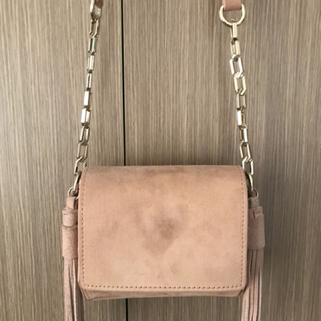 Zara Blush Mini Bag
